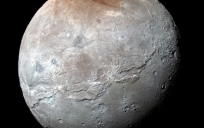 Pluto, space, universe, astronomy, Solar System, Charon