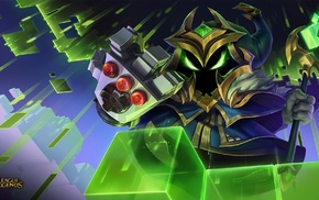 arcade, Veigar, League of Legends