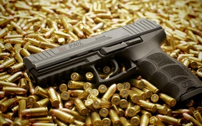 Heckler  Koch P30, Heckler  Koch, pistol, Heckler  Koch USP, gun
