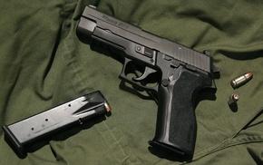 SIG Sauer, pistol, SIG Sauer P226, gun