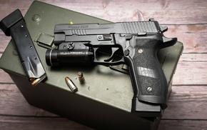 SIG Sauer, SIG Sauer P226, gun, pistol
