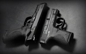 Smith  Wesson, Smith  Wesson MP, gun, pistol