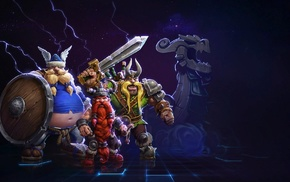 Blizzard Entertainment, The Lost Vikings