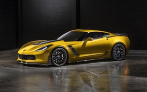 2015 Chevrolet Corvette Z06, car