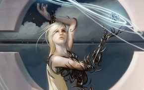 Magic The Gathering, artwork, fantasy art