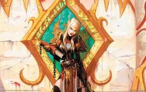Blood Elf, PC gaming, World of Warcraft, girl