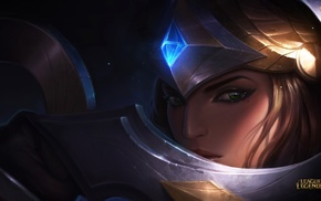 video games, League of Legends, Sivir