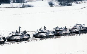 Germany, Leopard 1, tank, Bundeswehr, military