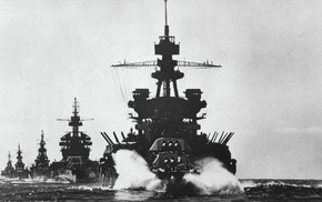 United States Navy, World War II, navy, military, Dreadnought