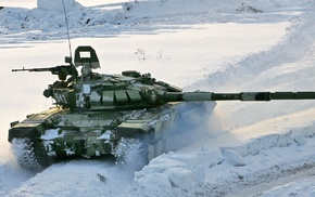 Russian Army, T, 90, Russia, military, tank