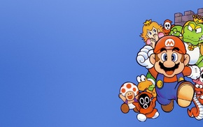 Super Mario, Nintendo, Nintendo Entertainment System, Club Nintendo
