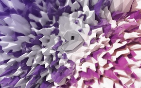 3D, CGI, digital art, minimalism, render, Gentoo