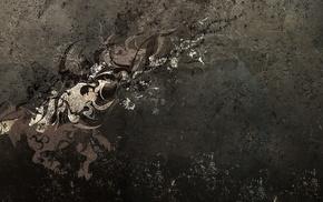 pattern, horse, ornamented, artwork, minimalism, imagination