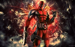 concept art, costumes, comics, Marvel Comics, superhero, Wade Wilson