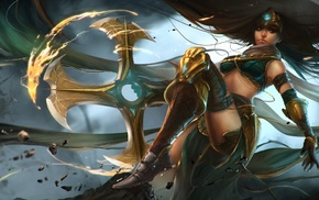 League of Legends, Sivir