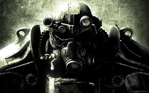 video games, power armor, Fallout