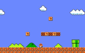 video games, Super Mario