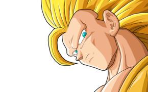 Super Saiyan, anime, Dragon Ball