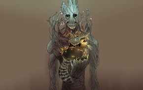 Vin Diesel, Guardians of the Galaxy, Marvel Cinematic Universe, Groot