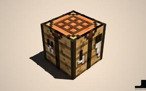 cube, Minecraft