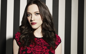 girl, Kat Dennings, brown, actress, celebrity
