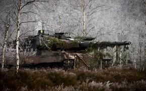 Leopard 2, tank, Bundeswehr, military