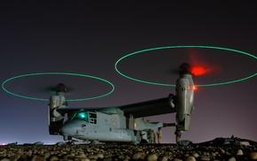 Boeing, Bell V, 22 Osprey, military aircraft, V, military