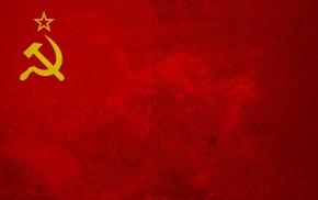 Soviet Union, flag, USSR