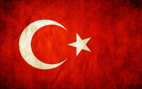 flag, Turkey
