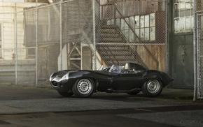 Jaguar D, Type, car, Jaguar