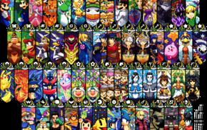 Super Smash Brothers, Nintendo, video games