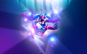 League of Legends, Sona, Support