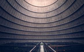 Belgium, power plant, abandoned
