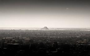 Egypt, Cairo, pyramid