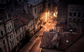 street, Croatia