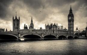 River Thames, London, Big Ben