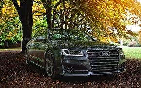 Audi, car, Audi s8