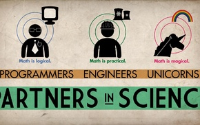 programming, science, mathematics, magic, Portal