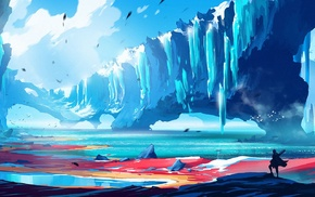 digital art, concept art, Duelyst, artwork