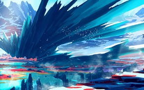 artwork, Duelyst, digital art, concept art