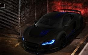 Audi, car