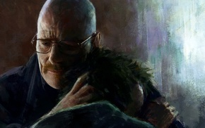 Walter White, Jessie Pinkman, TV, Heisenberg, chemistry, Breaking Bad