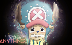 anime, Tony Tony Chopper, One Piece