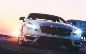 Mercedes, Benz, car