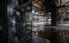 building, ruin