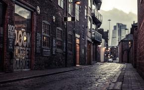 street, England
