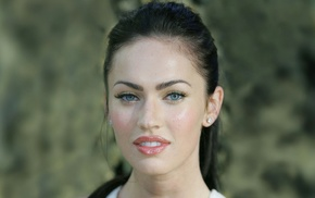 brunette, Megan Fox, actress