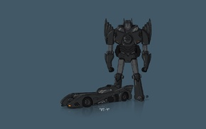 minimalism, Transformers, car