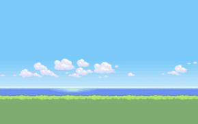 pixels, video games