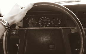 watch, Volvo, vintage